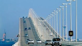The King Fahd Causeway is a series of bridges and causeways connecting Saudi Arabia and Bahrain. The idea of constructing...