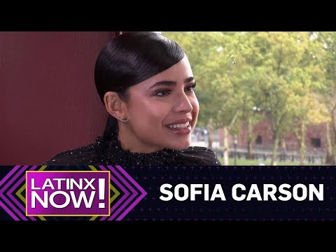 """""""Latinx Now!"""" – Exclusive: Sofia Carson Wants to Collab With Ed Sheeran 