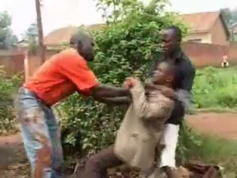 Uganda's Action Film Movie: TEBAATUSASULA!