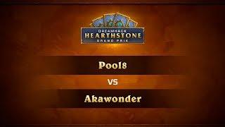 AKAWonder vs Pool8, game 1