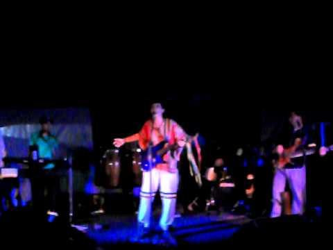 Alldeia - A Babilônia Eu Não Quero Não - 21ª Feira do Verde em Guaçuí 2011