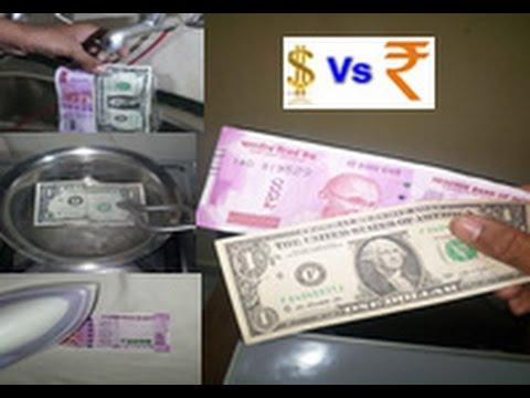 dollar vs rupee in 1947