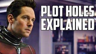 Video Avengers: Endgame Plot Holes Explained MP3, 3GP, MP4, WEBM, AVI, FLV Mei 2019