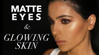 MAKEUP FOR BROWN EYES by Teni Panosian