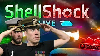 LET'S GET TANKED - Shellshock Live Gameplay w/Chilled Chaos & GaLm