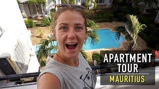Today we arrived in Mauritius and checked into our budget airbnb apartment which only cost £27 per night! Subscribe to keep updated on our budget adventure ...