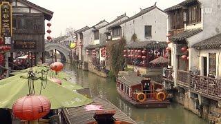 Suzhou China  City new picture : One Day in Suzhou/Jiangsu/China - Central Park/Guanqian/Humble Administrator Garden/Shantang 4K-UHD