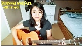 Here's my acoustic cover of Bedroom Warfare by my current favorite band, One ok Rock. I thought I'll try it since it's English and easier to learn. Hope you all enjoy. Like. Comment. Subscribe! :)I do Not own this song. No copyright infringement intended. Instagram: km.kpopacoustic(personal account) kristinemay13Facebook.com/kristinemay13**** FAQ (Frequently asked questions) ****Q: Are you Korean?A: Nope Q: How do you know Korean?A: I actually don't, but I'm currently trying to learn. :)Q: Where do you get the chords?A: I learn the songs by ear.