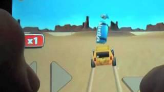 Dune Rider videosu