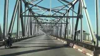 Mawlamyine Myanmar  City pictures : Than Lwin Bridge ( Mawlamyine), MYANMAR.