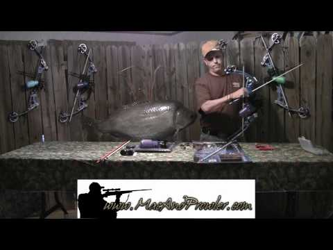 Setting up a Bowfishing Bow – Gar Tales with Garquest