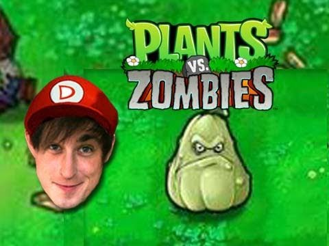 Plants vs. Zombies: SQUASH COMPILATION