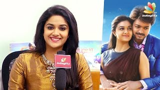 Video Keerthi Suresh Interview: Vijay Gives Equal Space Script To His Actresses | Bairavaa MP3, 3GP, MP4, WEBM, AVI, FLV April 2018