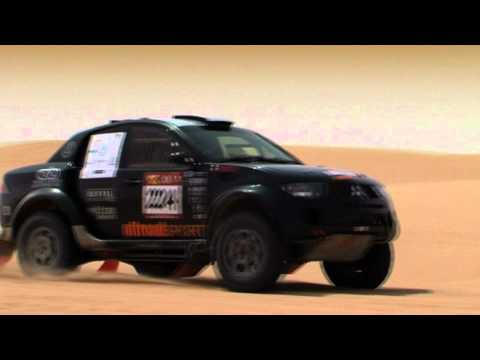 Abu Dhabi Desert Challenge
