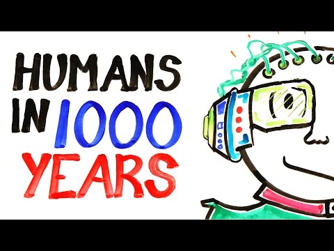 What will humanity look like in 1000 years