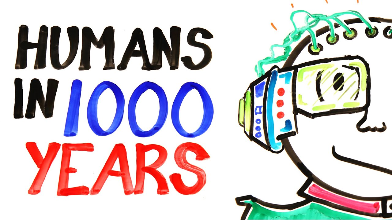 Humans in 1000 Years (AsapSCIENCE)