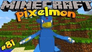 Pixelmon! Minecraft Pokemon Mod! Ep # 81 SNEAKY SNEAKY!