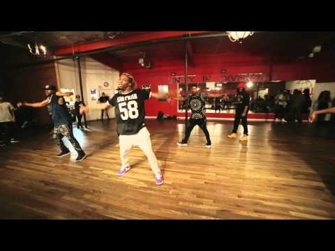 ace hood - Sorry I didn't get a chance to do a full solo of all the choreography.. That solo clip was from the first time I taught it! But, it didn't matter to me because that's not what's it's about!...
