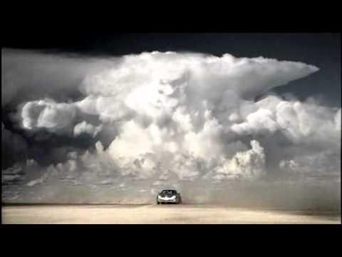 Реклама Мерседес (облака)