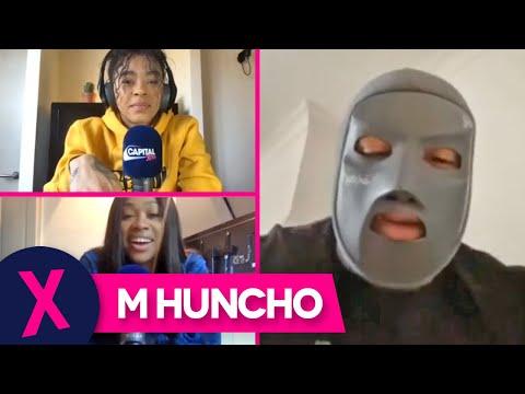 M Huncho On Life In Isolation & 'Becoming' Mayor Of London  | Yinka & Shayna Marie | Capital XTRA