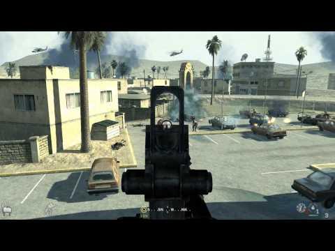 Call of Duty 4 : Modern Warfare (Jeu PC) - Images, vidéos, astuces et avis