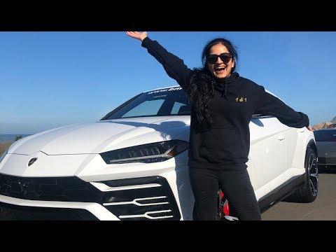 WHAT IT'S LIKE TO DRIVE A $250,000 LAMBORGHINI URUS