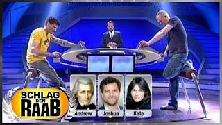 Video Namen - Schlag den Raab 47 MP3, 3GP, MP4, WEBM, AVI, FLV September 2019