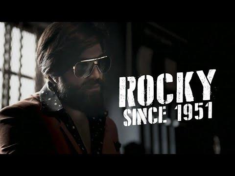 Rocky Since 1951 | KGF | Yash | Prashanth Neel