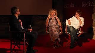 Laura Bispuri e Valeria Golino con Figlia mia all'Ischia Film Festival 2018