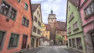 Rothenburg Ob Der Tauber Germany  city pictures gallery : Rothenburg ob der Tauber - Germany - UNESCO World Heritage Site