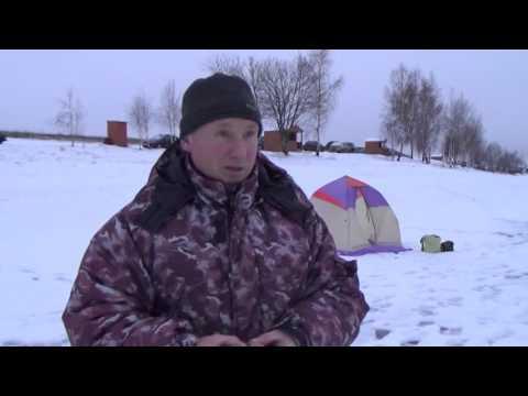 Видео отчет о рыбалке за 19 декабря 2015