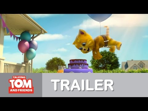 Ginger's Birthday App – Official Trailer