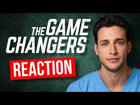 """Real Doctor Reacts to The Game Changers """"VEGAN"""" Documentary"""