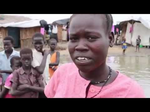 Living conditions an affront to human dignity in Bentiu camp, South Sudan