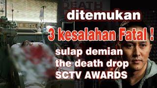 Download Video Ditemukan 3 kesalahan penting ! sulap demian  the death drop indonesia MP3 3GP MP4