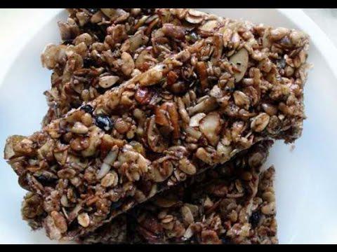 Dry Fruit Energy Bar – A Diet Supplement
