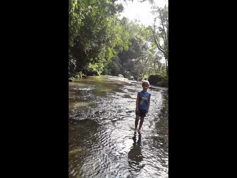 Cachoeira em taió