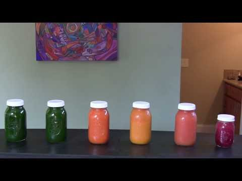 JUICING FOR BEAUTY, ENERGY AND WEIGHT LOSS