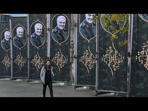 Eθνικό πένθος στο Ιράν
