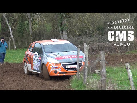 Rally Terre des Causses 2018 | Crash, Mistakes & Big Show | Day 1 | CMSVideo