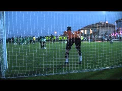 InPost Soccercup 2014 – seria rzutów karnych