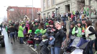 Butte (MT) United States  city pictures gallery : St. Patrick's Day - Butte, MT
