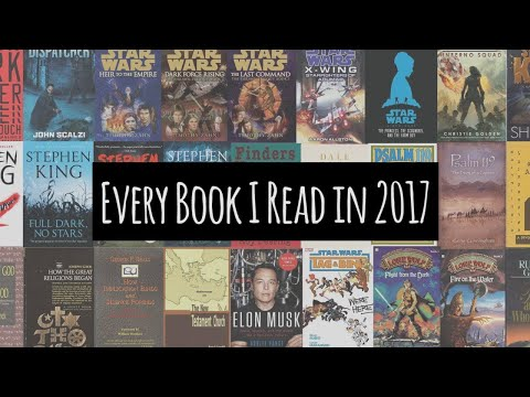 Every Book I Read In 2017, Reviewed