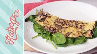 Super Food Omelette Recipe | #AD | Katie Pix by Katie Pix