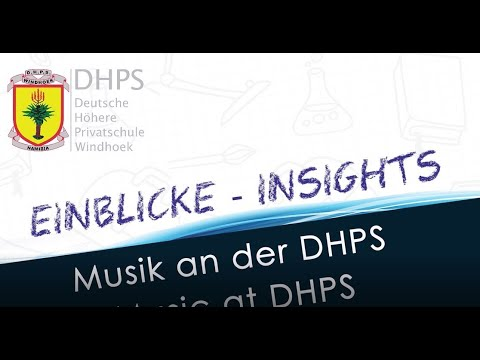 DHPS Virtual Expo 2021: Musik - Music