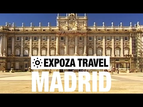 madrid - Travel video about destination Madrid. Madrid is Europe's most elevated metropolis, a royal capital of history, outstanding buildings and cultural treasures....
