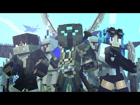 ♪ Cold as Ice: The Remake - A Minecraft Music Video