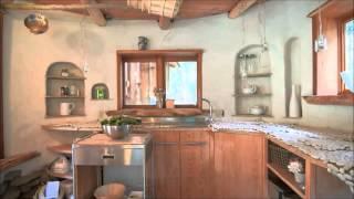 Дома из солома и глины - лучшие экодома