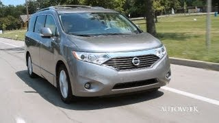 2012 Nissan Quest - Long Term Update Video
