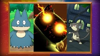 Pre-Order Pokémon Sun or Pokémon Moon And Get A Special Munchlax